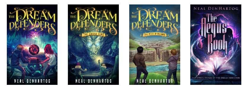 Neal DenHartog has two Dream jobs. hero image