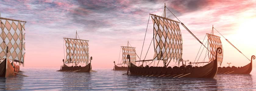 DNA studies prove smallpox was present among the Vikings hero image