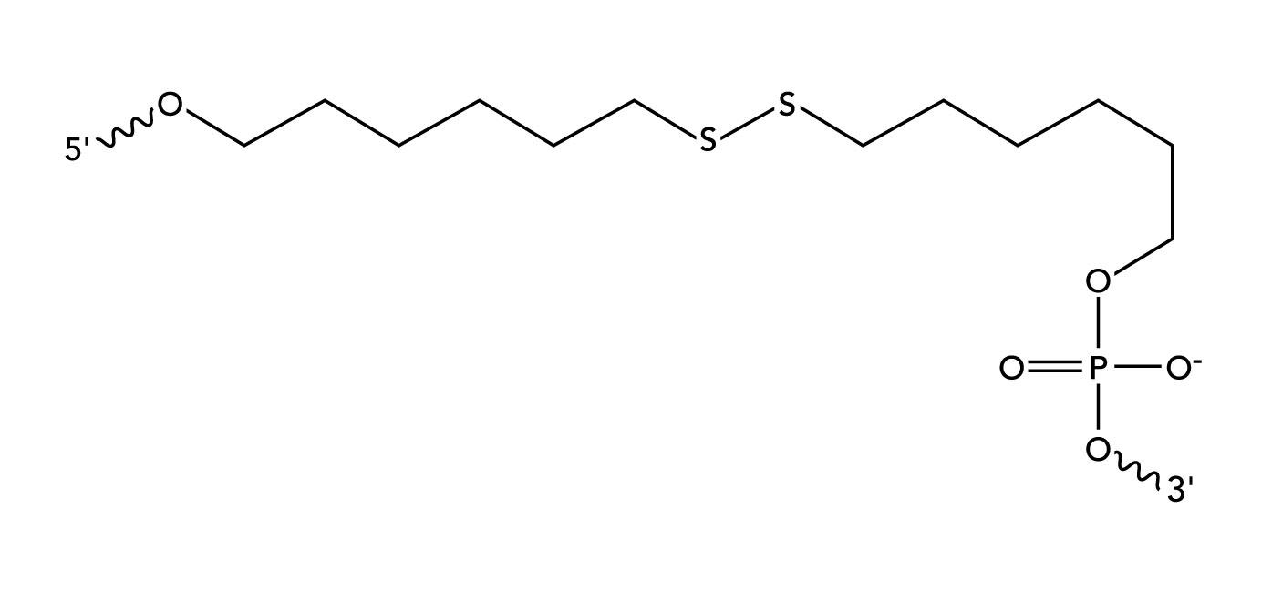 Figure1_5′-Thiol-modifier-C6-S-S
