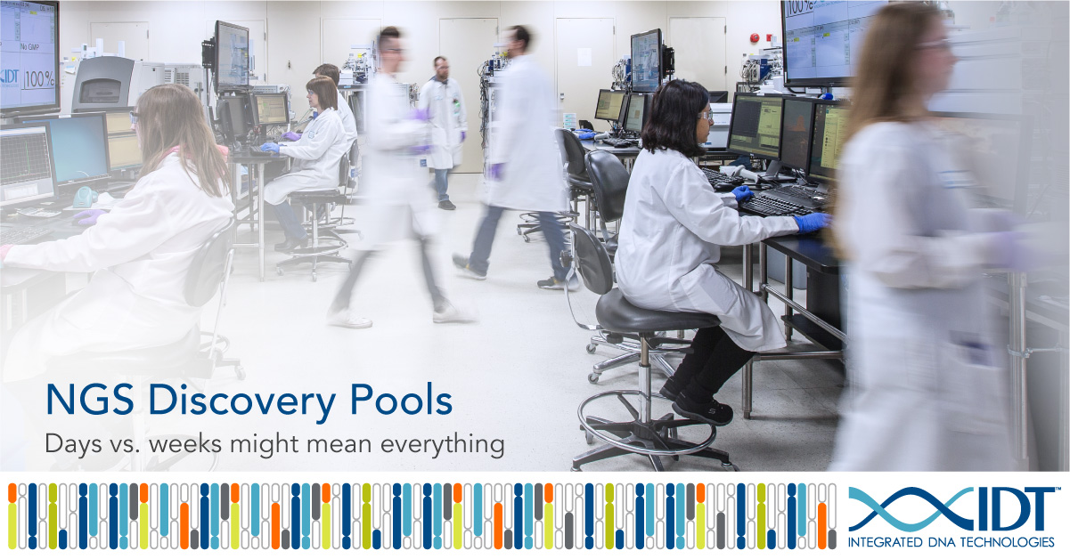 IDT NGS Discovery Pools